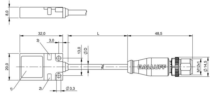 感应式传感器 bes r01zc-psc70b-bz00,2-gs04-108